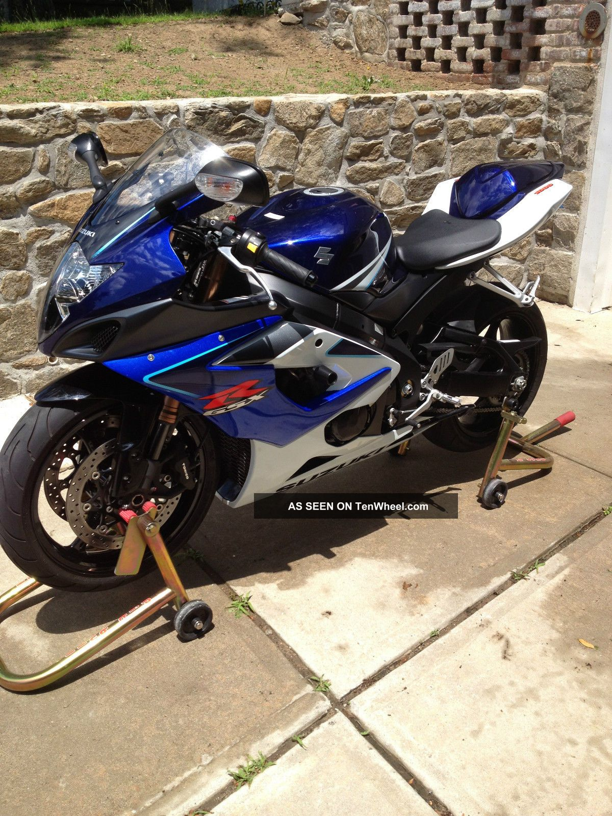2006 suzuki gsxr 1000. Black Bedroom Furniture Sets. Home Design Ideas