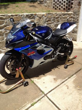 2006 Suzuki Gsxr 1000 photo