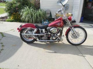 1979 Harley Davidson Glide photo