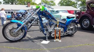 2004 Pro One Barfly Chopper photo