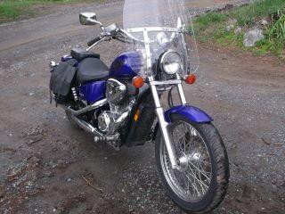 2005 Honda Shadow Vt600c photo