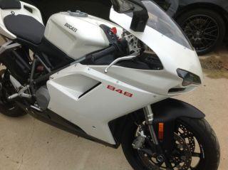 2008 Ducati 848 With Termignoni Slip - On Exhaust photo