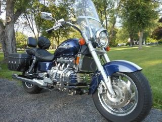 2001 Honda Valkyrie F6c Custom Cruiser photo