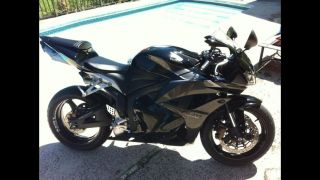 2009 Honda Cbr600rr W / Abs Hid Lights - Fully Maintained & Serviced - photo