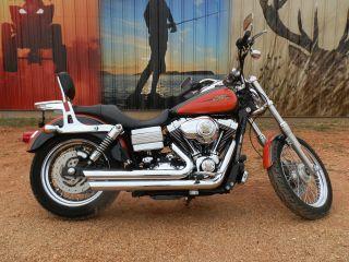 2009 Harley - Davidson Dyna Low Rider Fxdl photo