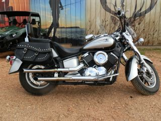 2007 Yamaha Vstar 1100 Classic photo