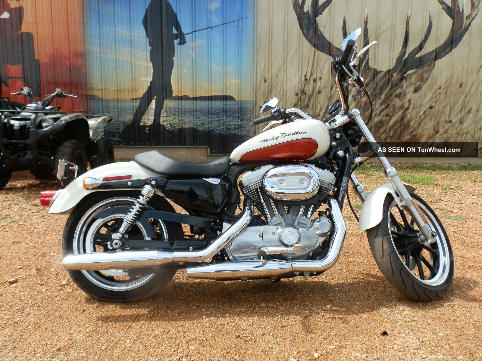 2011 Harley Davidson Sportster Xl883l