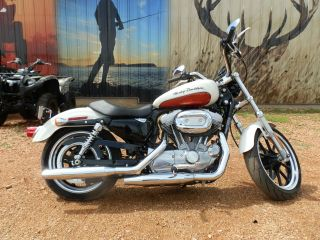 2011 Harley Davidson Sportster Xl883l photo