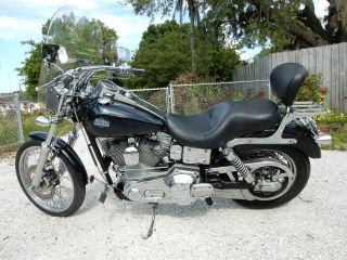 2002 Harley Davidson Dyna Wide Glide photo