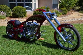 2007 Mgs Pro Street Chopper photo