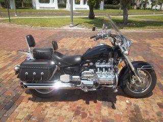 1999 Honda Valkyrie Motorcycle photo