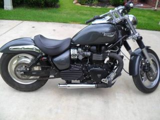 2003 Custom Triumph Speedmaster Bobber / Chopper photo