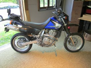 2005 Suzuki Dr650 Supermoto Conversion photo