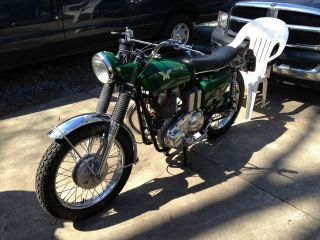 Matchless G 80 Cs 1969 photo