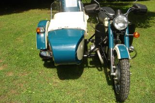2000 Ural Deco Classic photo
