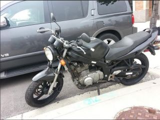2004 Suzuki Gs500 photo