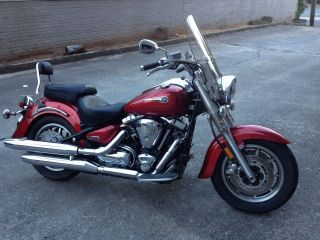 Yamaha Roadstar 2006 Pristine Condition,  Mustang Seat photo