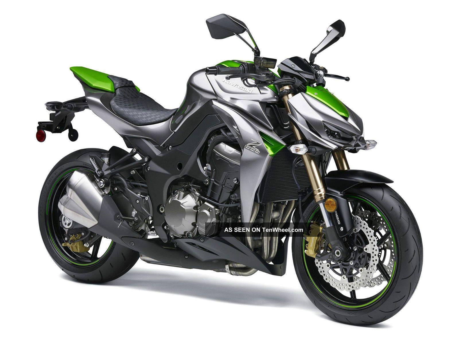 2014 Kawasaki Z1000 Zr1000 Ninja Abs Ninja Red Tag No Hidden Fees Ninja photo