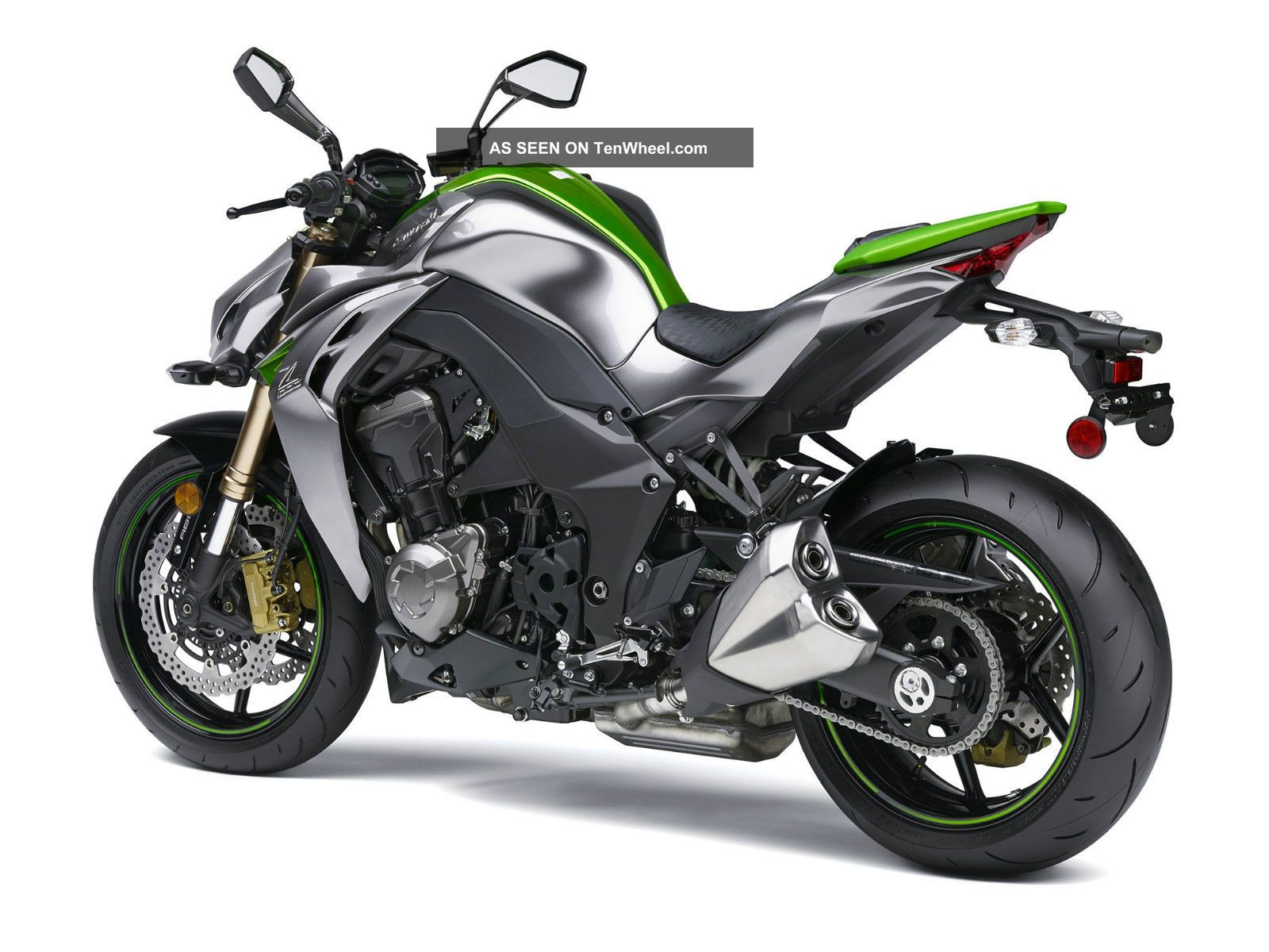 Bmw Zr1000 2014 Kawasaki Z1000 So Much Sugomi Asphalt