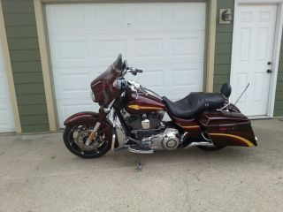 2010 Screaming Eagle Street Glide Flhxse Cvo photo