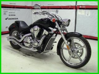 2010 Honda Vt1300 Sabre Loaded With Chrome $3,  900.  00 Below Msrp No Fees photo