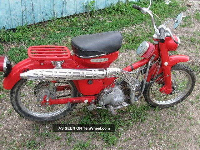 1967 Honda Ct90 CT photo