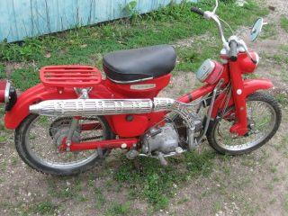 1967 Honda Ct90 photo