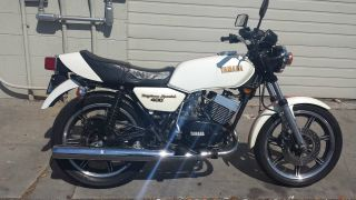 1979 Yamaha Rd400 Daytona Special True Survior photo