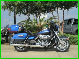 2010 Harley - Davidson® Touring Electra Glide Ultra Ltd Flhtk photo