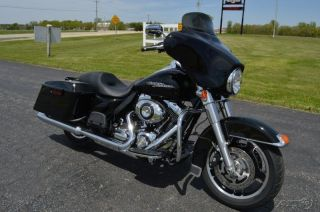 2013 Harley - Davidson® Touring Street Glide™ photo