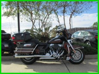 2011 Harley - Davidson® Touring Electra Glide Ultra Ltd Flhtk photo
