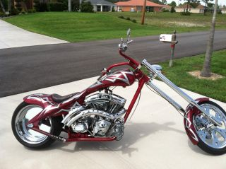 2007 Custom Chopper Built By Chopper Nation (twister) photo