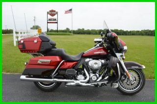 2012 Harley - Davidson® Touring Electra Glide® Ultra Limited photo
