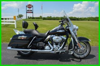 2012 Harley - Davidson® Touring Road King® photo