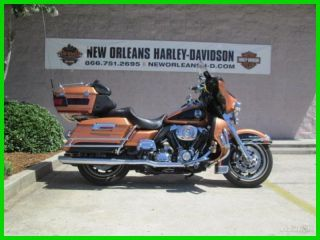 2008 Harley - Davidson® Touring Ultra Classic Flhtcu photo