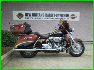 2008 Harley - Davidson® Touring Cvo Ultra Classic Flhtcuse photo