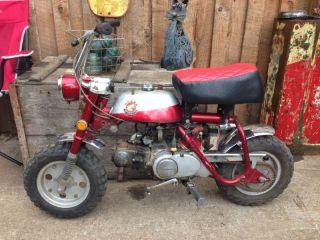 1970 Honda Z50 Minibike photo