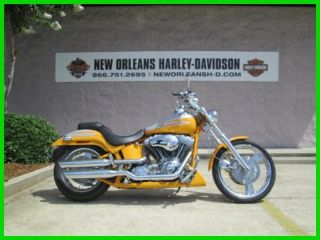 2004 Harley - Davidson® Softail® Cvo Deuce Fxstdse photo