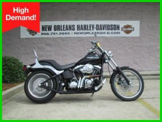 2007 Harley - Davidson® Softail® Night Train Fxstb photo