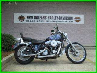 1994 Harley - Davidson® Fxr Low Rider Fxdl photo