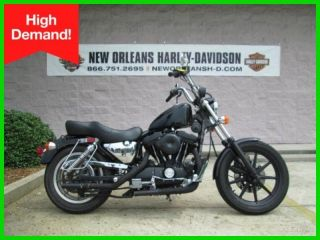 1990 Harley - Davidson® Sportster 883 Hugger Xl883 photo