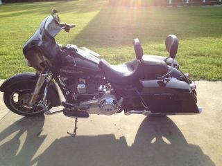 2011 Harley Davidson Flhx Street Glide 103 Ci / 6 Speed photo