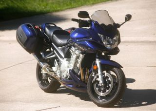 2008 Suzuki Bandit 1250s photo
