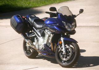 2008 Suzuki Bandit 1250s photo