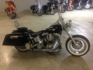 1997 Flstc Softail Heritage Classic photo