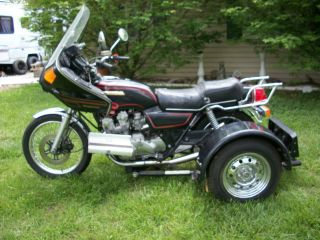 1979 Honda Trike Conversition photo