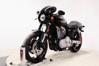 2010 Xr1200 Xr Sportster Cafe ' Racer Fuel Injected 1200cc Evolution Engine photo
