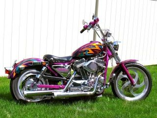 1990 Custom Xl 1200 Sportster photo