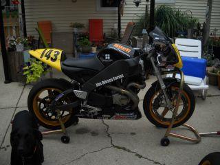 2004 Buell Xbr12r Firebolt Racebike photo