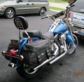 2005 Harley Davidson Heritage Softail Flstci photo
